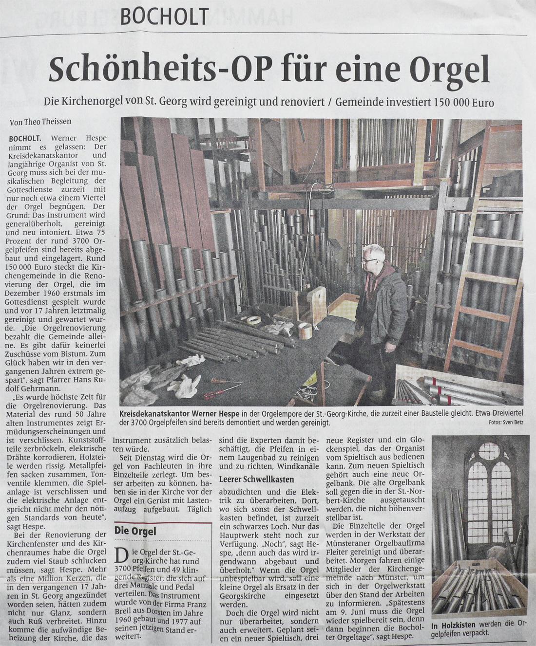 Bocholter-Borkener Volksblatt 10.04.2013